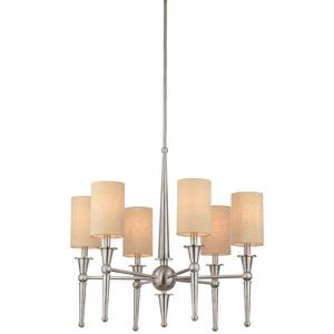 Allure - Six Light Chandelier