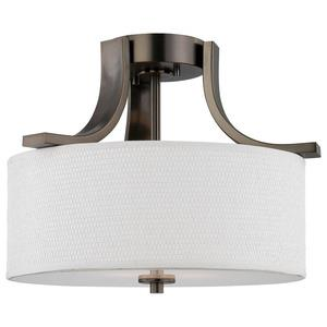 Pendenza - Two Light Flush Mount