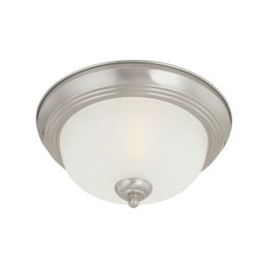 Essentials - Three Light Flush Mount