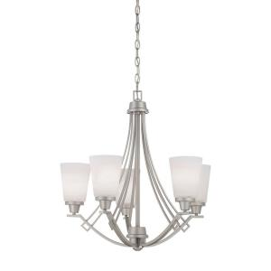 Wright - Five Light Chandelier