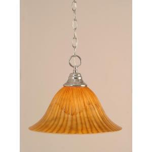 Hung - One Light Chain Pendant