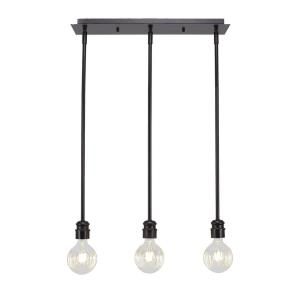 "Edge - 7.25"" 12W 3 LED Mini Pendant"