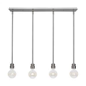 "Edge - 33"" 16W 4 LED Mini Pendant"