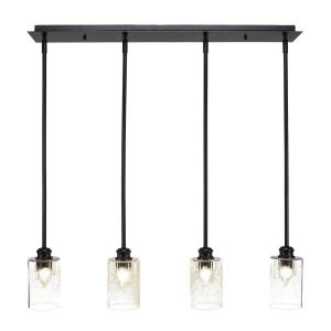 Edge - Four Light Mini Pendant