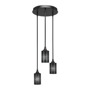 Empire - Three Light Mini Pendant