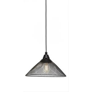 "Cord - 14"" 5W 1 LED Mini Pendant"