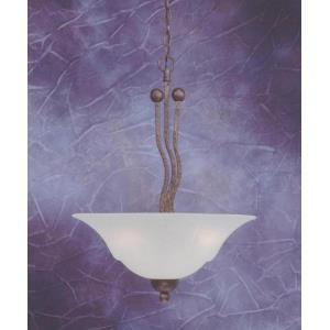 Wave - Three Light Pendant