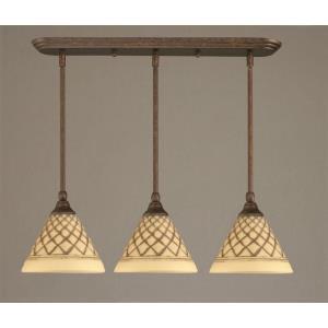 Three Light Mini-Pendant