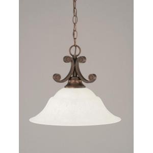 Curl - One Light Pendant
