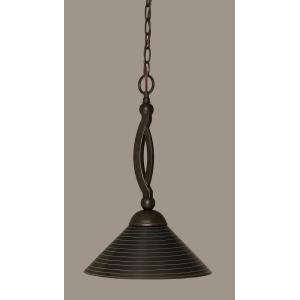 Bow - One Light Pendant