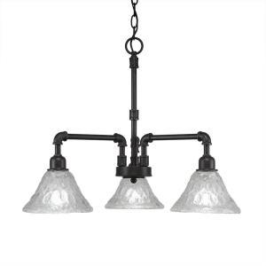 Vintage - Three Light Chandelier