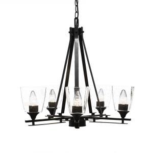 Uptowne - Five Light Chandelier