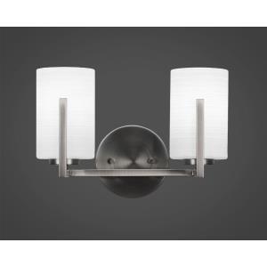 Atlas - Two Light Bath Bar