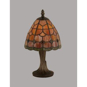 """One Light 6.50"""" Mini Table Lamp"""