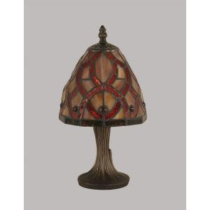"""One Light 6.5"""" Mini Table Lamp"""