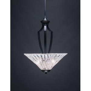 Zilo - Three Light Bowl Pendant