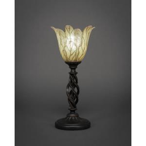 """Elegant - 7"""" One Light Mini Table Lamp"""