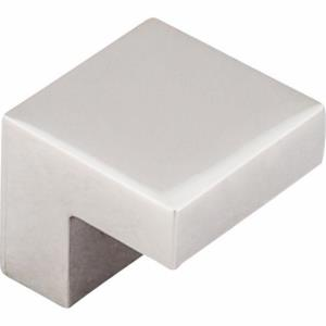 Asbury Collection 0.375 Inch Square Cabinet Knob