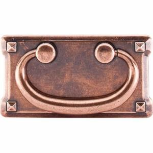 Chateau II Collection 3 Inch Mission Plate Cabinet Pull