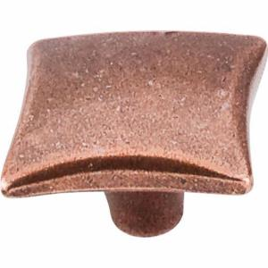 Chateau II Collection 1.25 Inch Square Cabinet Knob