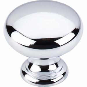 Somerset II Collection 1.25 Inch Mushroom Cabinet Knob