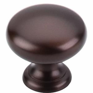 Normandy Collection 1.25 Inch Mushroom Cabinet Knob