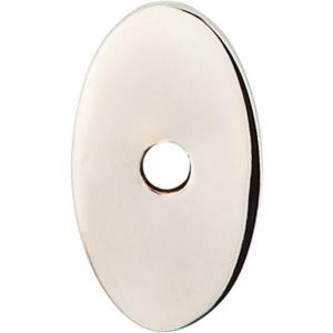 Sanctuary Collection  Inch Small Oval Backplate