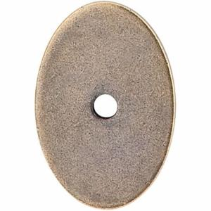 Sanctuary Collection 1.5 Inch Long Medium Oval Backplate