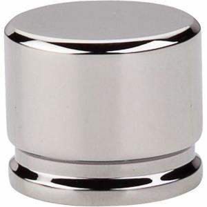 Sanctuary Collection 0.875 Inch Large Oval Cabinet Knob