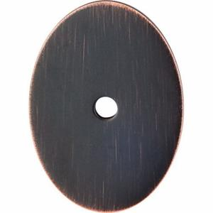 Sanctuary Collection 1.75 Inch Large Oval Backplate