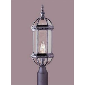 Classic - One Light Outdoor Post Mount