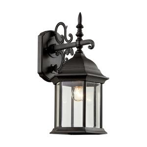 "Alicante - 19"" One Light Outdoor Wall Lantern"