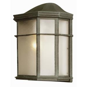 The Standard - One Light Outdoor Wall Pocket Lantern