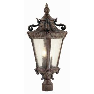 Four Light Outdoor Post Lantern