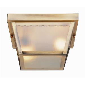 "The Standard - 9.25"" Square Flush Mount"
