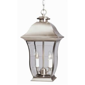 Classic - Two Light Outdoor Hanging Lantern