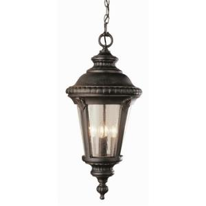 Estate - Three Light Outdoor Large Hanging Lantern
