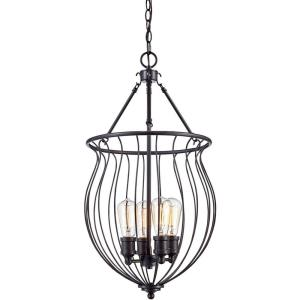 "Congress - 14.63"" Four Light Pendant"