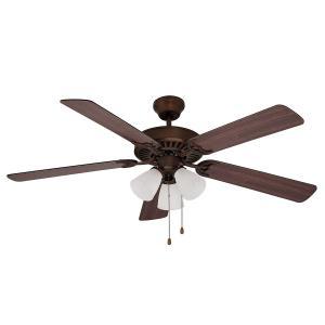 """Tempa Breeze  - 52"""" Ceiling Fan with Light Kit"""