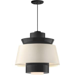 "Aero - 16"" 18W 1 LED Multi Shade Pendant"