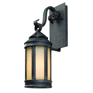 Andersons Forge - One Light Outdoor Small Wall Lantern