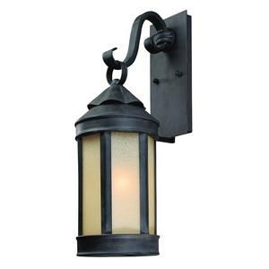 Andersons Forge - One Light Outdoor Medium Wall Lantern