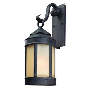 Andersons Forge - One Light Outdoor Large Wall Lantern