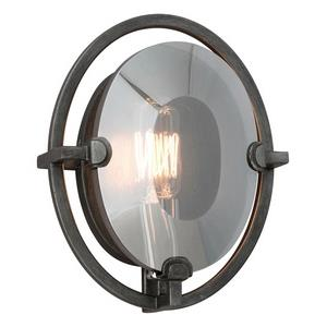 Prism - One Light Round Wall Sconce