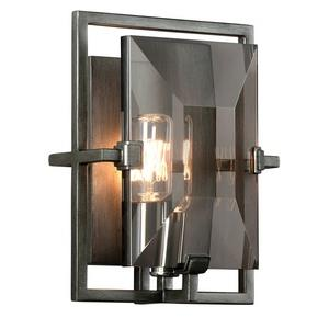 Prism - One Light Square Wall Sconce