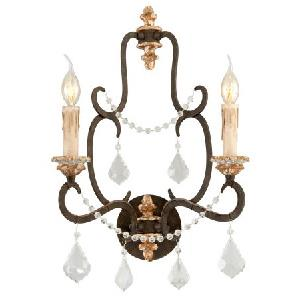 Bordeaux - Two Light Wall Sconce