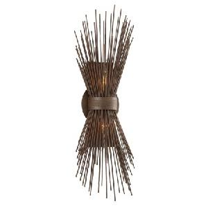 """Uni - 22"""" Two Light Wall Sconce"""