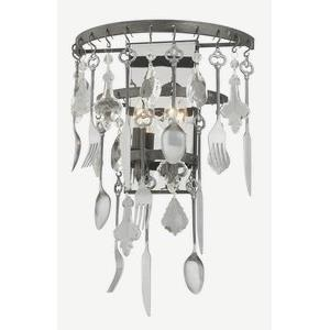 Bistro - Two Light Wall Sconce