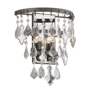 Meritage - Two Light Wall Sconce