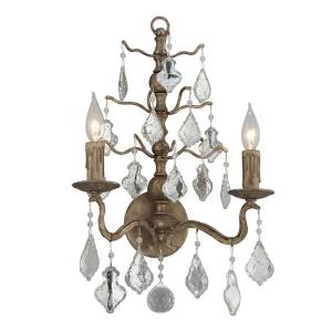 Siena - Two Light Wall Sconce